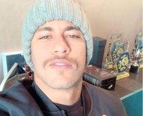 Bıyıklı Neymar