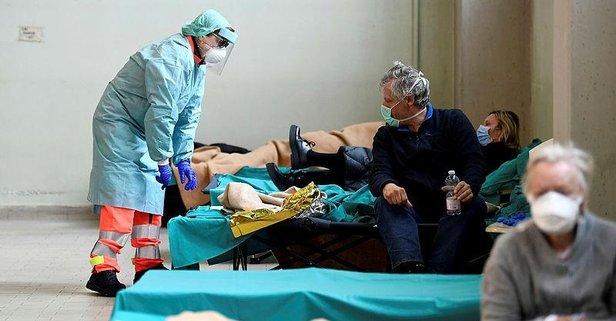 İtalya'da ölü sayısı 12 bini aştı!