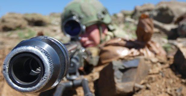 Şırnak'ta PKK'ya darbe! Bakanlık duyurdu