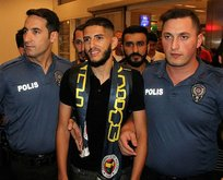 Benzia Fenerbahçe için İstanbul'da!