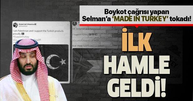 Türkiye'den Suudi Arabistan'a ilk hamle!