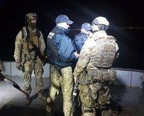 Ukrayna, üç Türk balıkçı teknesine el koydu