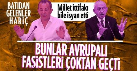 Millet İttifakı'nda çatlak!! CHP'li Kemal ve Tanju'ya tepki