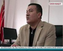 CHP'li başkan kendi partisine oy vermedi!