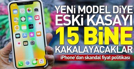iPhone 9 ve iPhone XS'in Türkiye satış fiyatı belli oldu