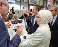 Emine Erdoğan duyurdu: 100 bin kişiye istihdam