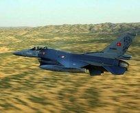 Kuzey Iraka hava harekatı