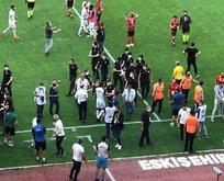 Eskişehirspor küme düştü!