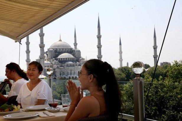 500 bin Çinli Türkiyeye gelecek