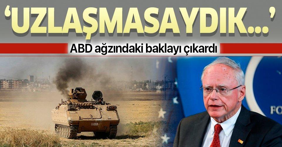 ABD'nin Suriye Özel Temsilcisi Jeffrey ağzındaki baklayı çıkardı: Uzlaşmasaydık Türkler tüm bölgeyi alacaktı