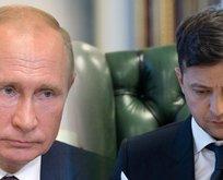 Zelenskiy Putin ile görüşmek istedi ama...