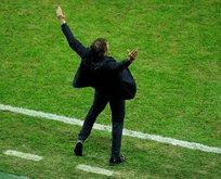 İşte Galatasaray maçına çıkacak teknik direktör