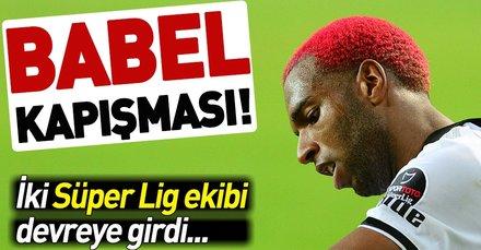 Babel kapışması! Fenerbahçe Ryan Babel için devreye girdi