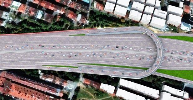 Trafik yoğunluğunu azaltacak çalışmada sona gelindi