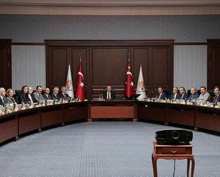 AK Partide yeni MYK üyeleri belirlendi