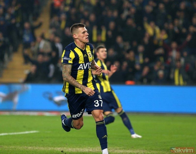 Skrtel'in yerine dünya yıldızları geliyor! Fenerbahçe hedef büyüttü