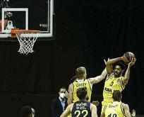 Fenerbahçe Beko Almanya'da fark yedi