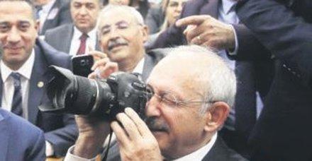 Ne çektin be Kılıçdaroğlu