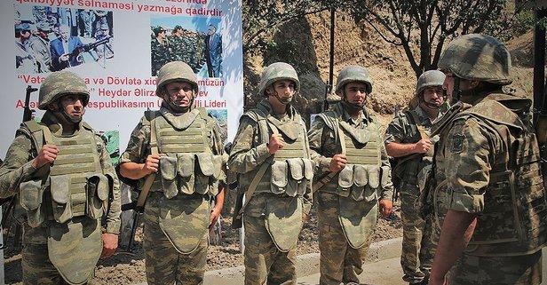 Azerbaycan Ermenistan nüfusu ne kadar? Azerbaycan Ermenistan askeri karşılaştırma!