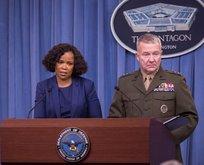 Pentagon sözcüsünden o fotoğrafa kaçamak cevap