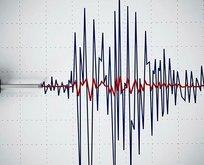 Çinde korkutan deprem