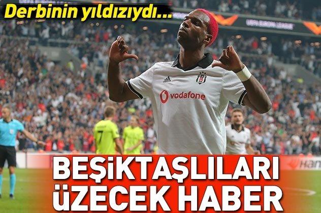 Beşiktaşlıları üzecek haber!