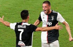 Merih Demiral'a Cristiano Ronaldo'dan destek!