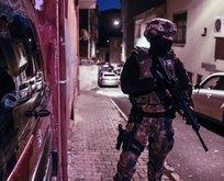21 ilde dev terör operasyonu