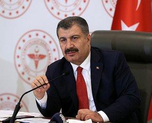 Bakan Koca'dan koronavirüs uyarısı: İstanbul'daysanız ayrılmayın!
