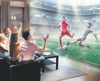 TV satışlarına kupa dopingi