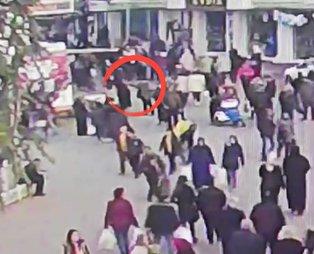 Çatalca'da başörtülü kadına saldırı!