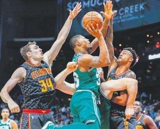 Boston Celtics art arda 15'inci galibiyetini aldı