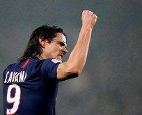 Lugano Cavani'yi Fenerbahçe'ye götürecek