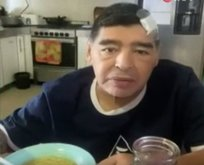 Maradona'nın son görüntüleri ortaya çıktı