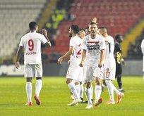 Gazişehir Gaziantep finale göz kırptı