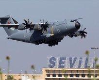 'Uçan kale' A400M Türkiye'ye kazandıracak