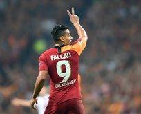 Falcao Galatasaray taraftarına mesaj gönderdi
