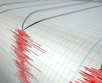 O ülkede 5,4 büyüklüğünde deprem
