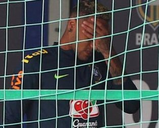Brezilyada Neymar şoku