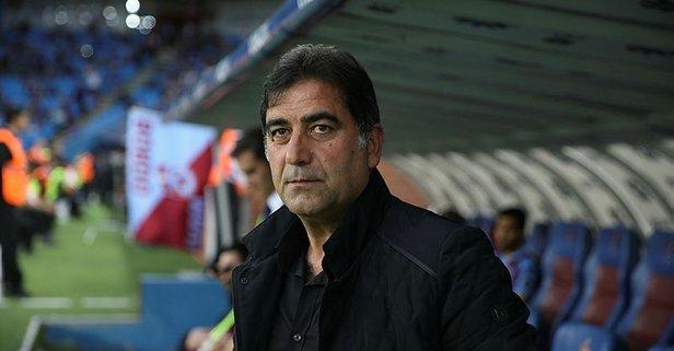 Trabzonspor'da flaş Ünal Karaman kararı