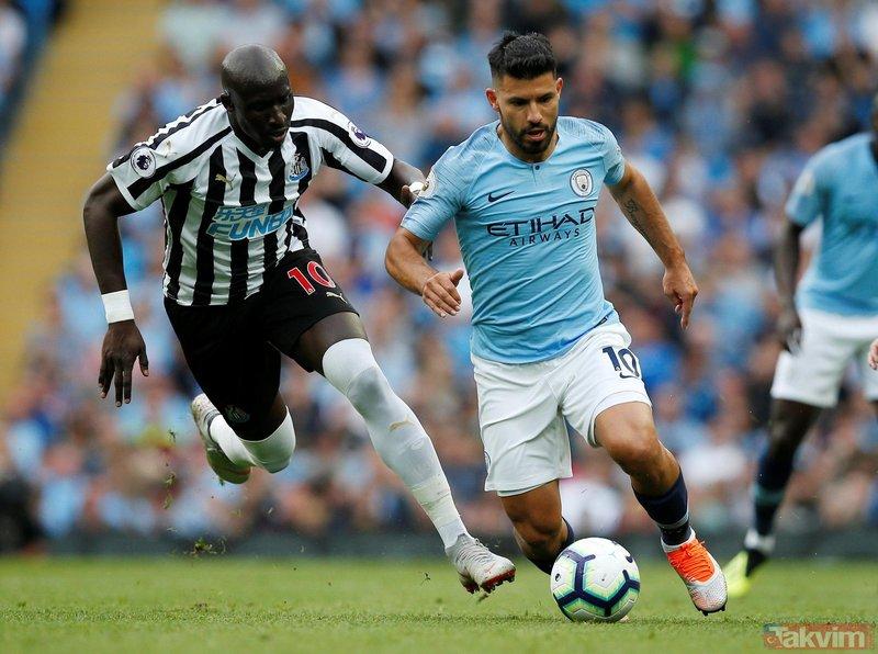 Fenerbahçe Newcastle United'dan Mohamed Diame ile ilgileniyor