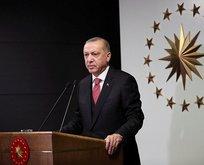 Başkan Erdoğan'dan üst üste kritik temaslar