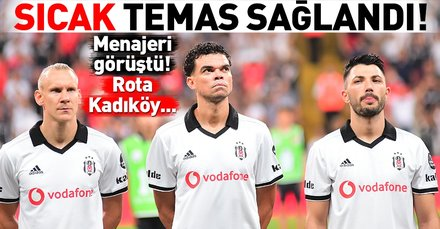 Fenerbahçeden Tolgay için sıcak temas