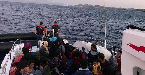 Hepsi İzmir'de yakalandı! Tam 181 kişi...