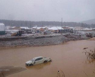Rusya'da baraj çöktü: Çok sayıda ölü ve yaralı
