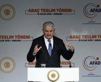 Başbakan Yıldırım: Sınırlarımızda güvenlik tedbirlerimizi artırıyoruz