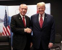 Başkan Erdoğan ile Trump Japonya'da görüşecek