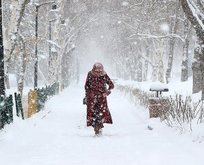 Meteoroloji'den kar uyarısı! İstanbul'a kar ne zaman yağacak? 29 Aralık Hava Durumu