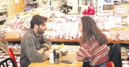 Kaan Urgancıoğlu, sevgilisi Zeynep Oynak'la görüntülendi