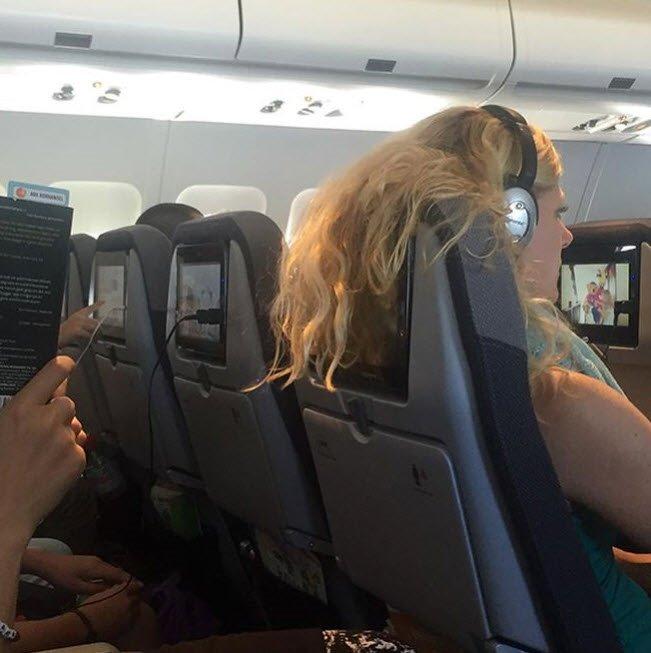 Dünyanın en rahatsız edici uçak yolculukları